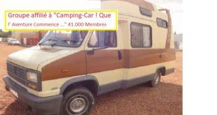 Rouler avec un Camping-Car ancien