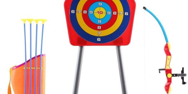 Kit de tir à l'arc pour enfant