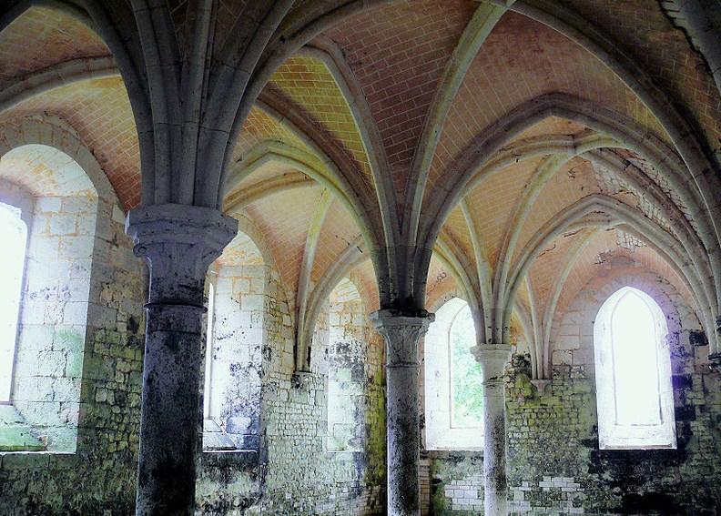 Scriptorium de l'Abbaye de Fontaine-Guérard