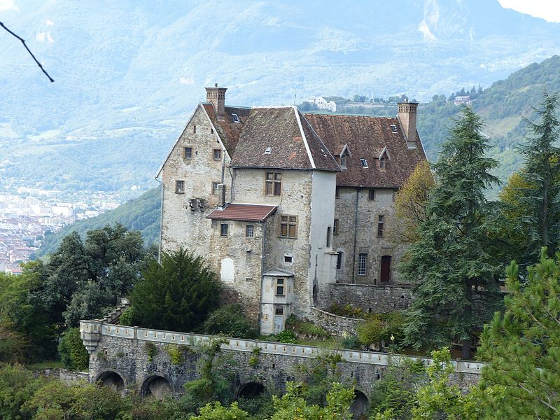 Château de Bouquéron à Corenc