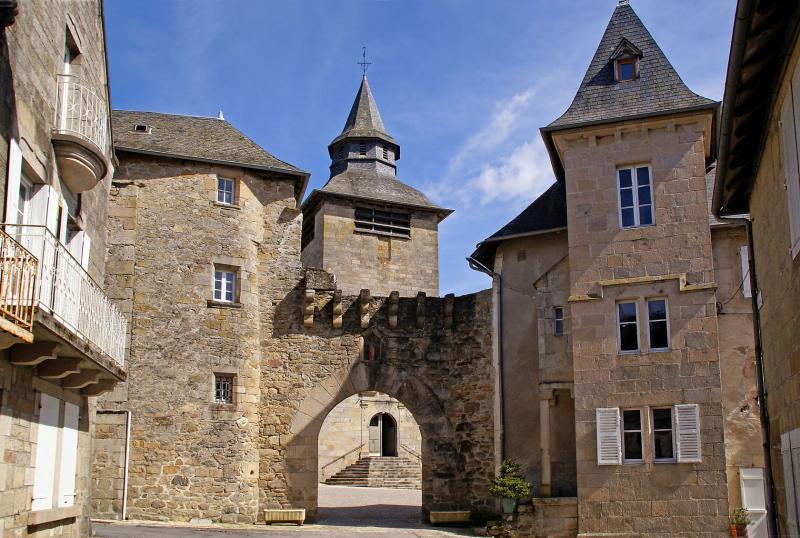 Porte Margot à Corrèze