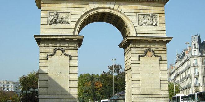 Porte Guillaume à Dijon
