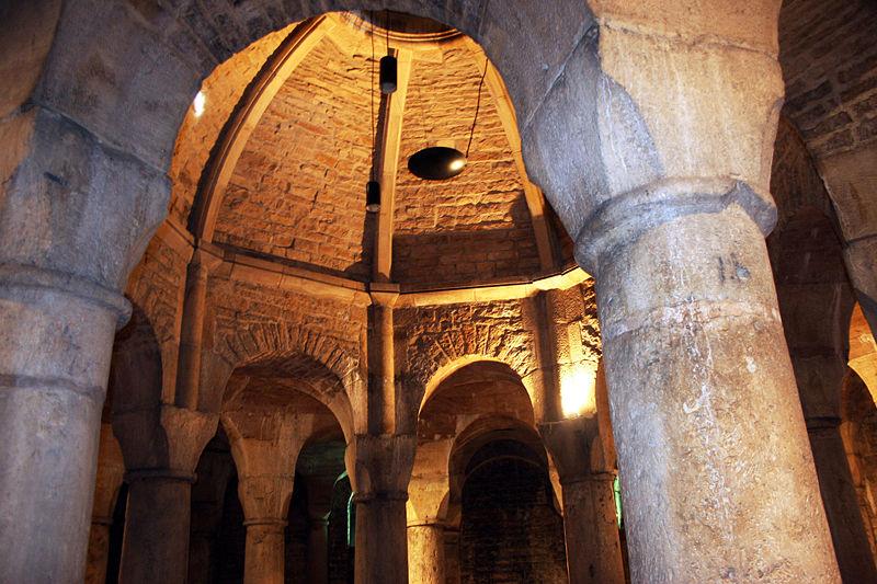 Crypte de Saint-Bénigne à Dijon