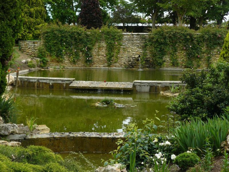 Jardin de la Rose à Doué-la-Fontaine