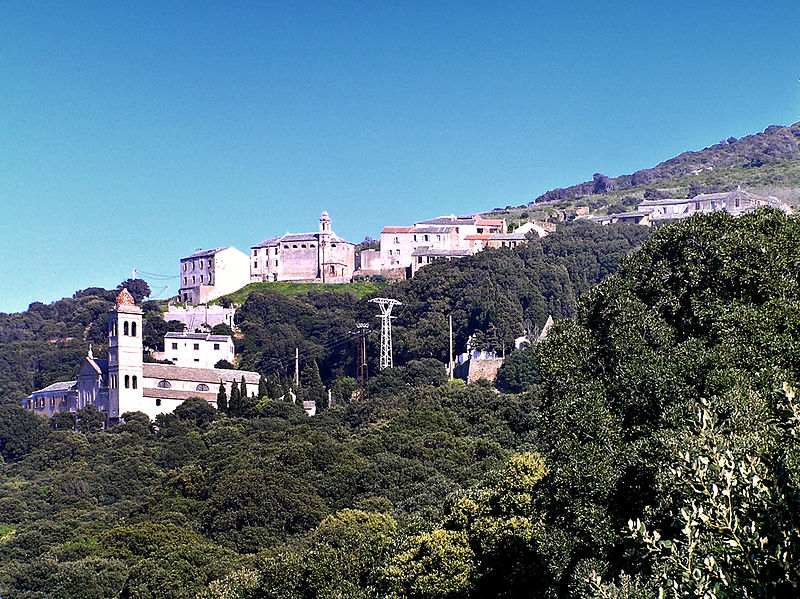 Botticella à Ersa