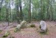 Dolmen de Toulfoën dans la forêt de Forêt de Carnoët