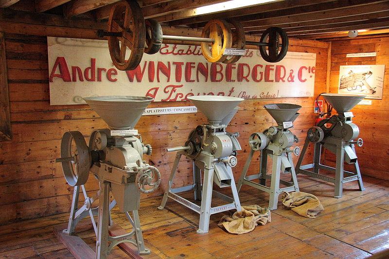 Moulin-musée Winterberger à Frévent