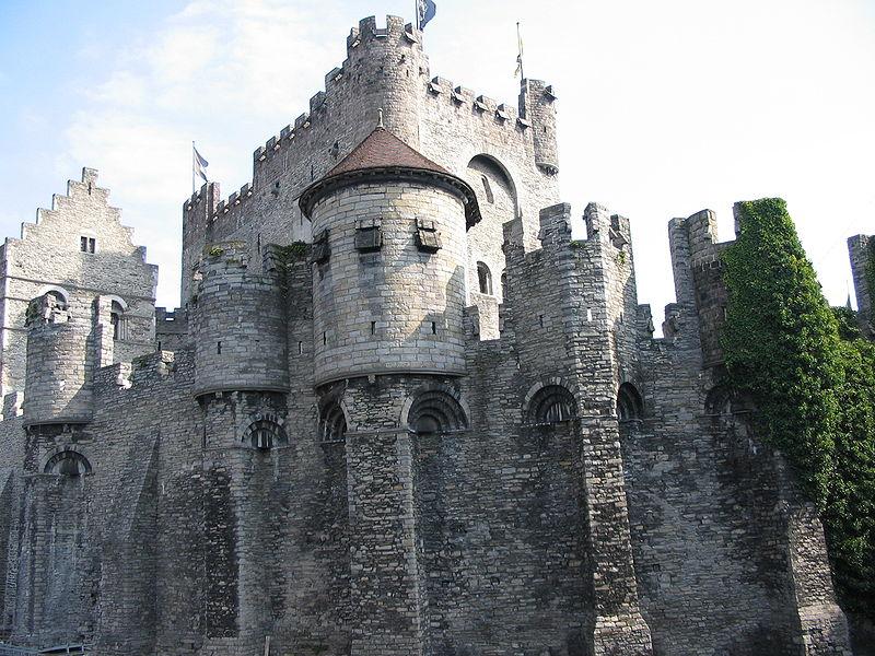 Château des Comptes de Gand