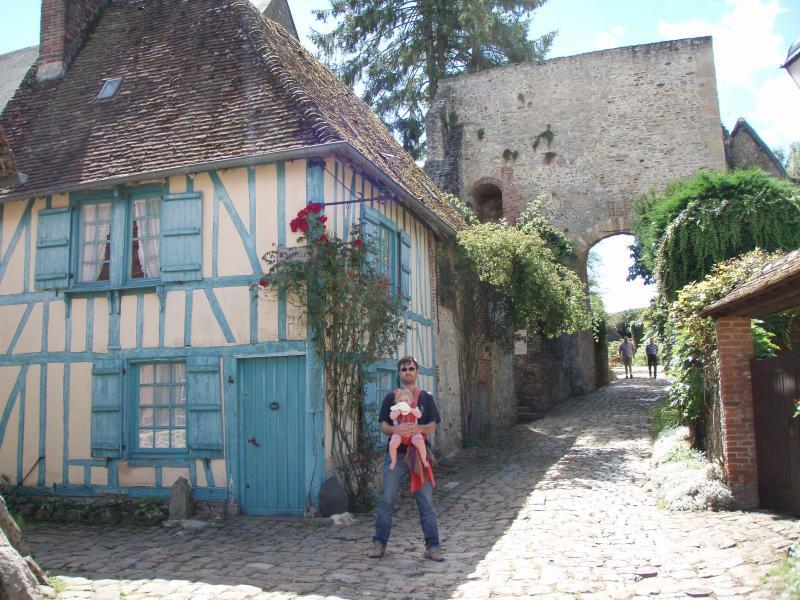 La porte St-Jean de Gerberoy