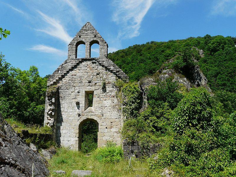 Saint Etienne de Braguse près de Gimel-les-Cascades