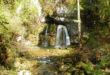 Cascades des Combes dans les Gorges de l'Abime