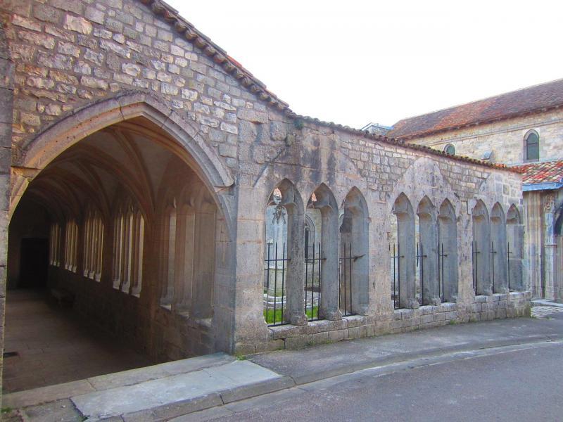 Le cloître de Hattonchâtel