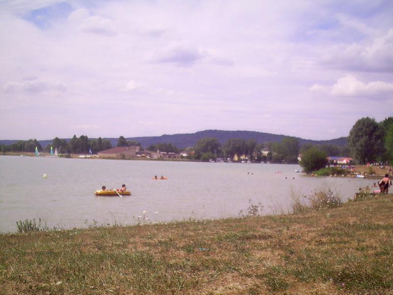 Lac de la Madine près de Hattonchâtel