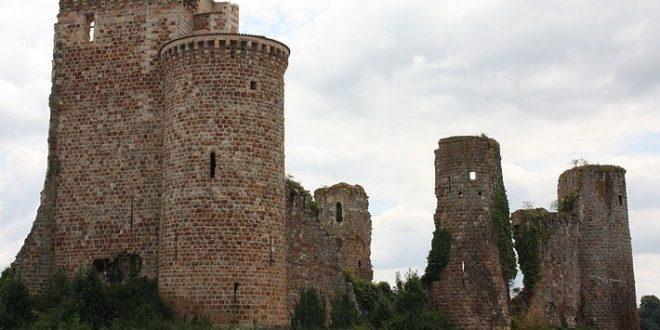 Château de Hérisson