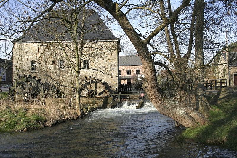 Moulin à Houtton