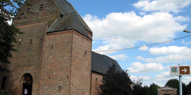 Eglise de Jeantes