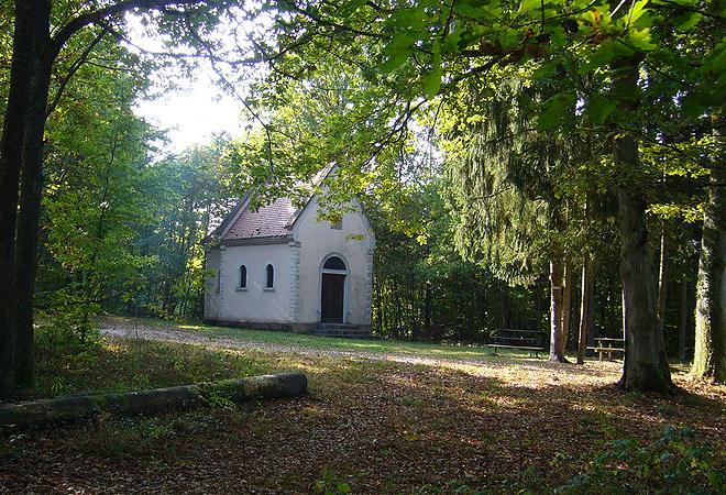 Chapelle de l'Aigle à Kintzheim