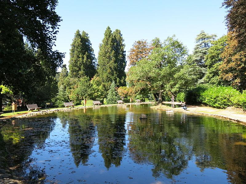 Parc Fenestre à La Bourboule