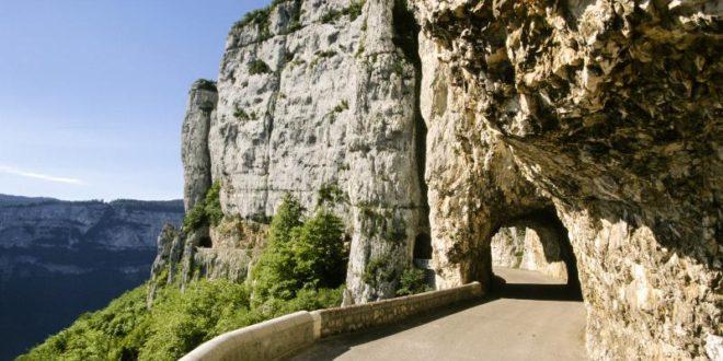 Grands Goulets vers La Chapelle-en-Vercors