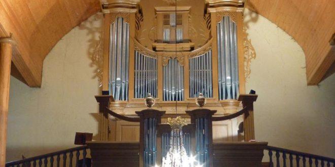 Grand orgue de la Croix-aux-Mines
