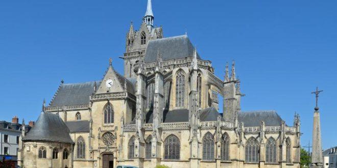 Eglise ND des Marais à La Ferté-Bernard