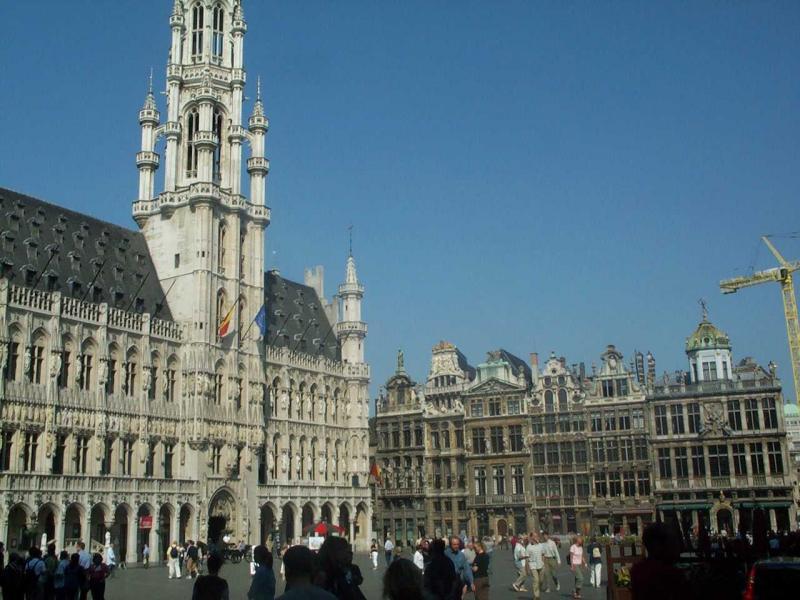 Hôtel de Ville de Bruxelles