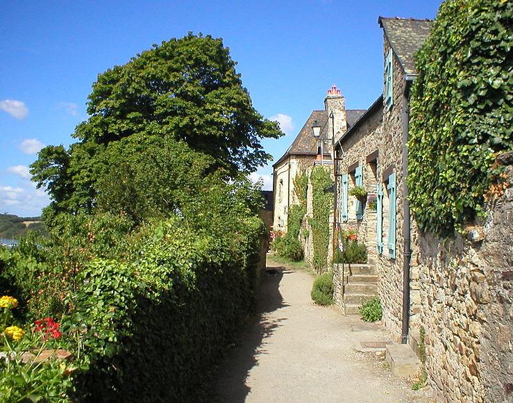 Promenade du Ruicard à la Roche Bernard
