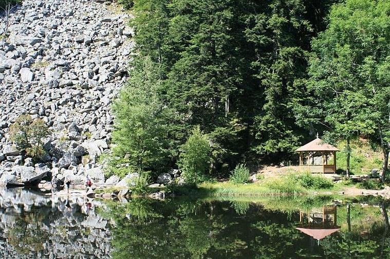 Lac de Fischbœdle