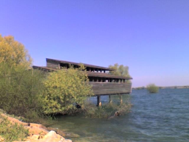 Observatoire au Lac du Der