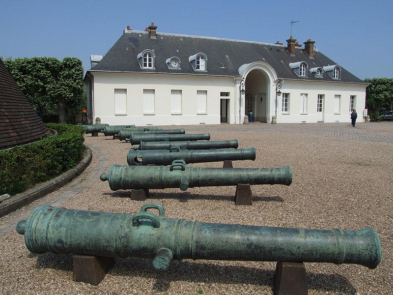 Château de la Verrerie à Le Creusot
