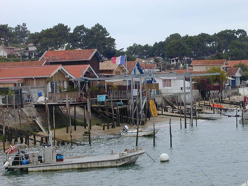 Village ostréicole de Lège-Cap-Ferret