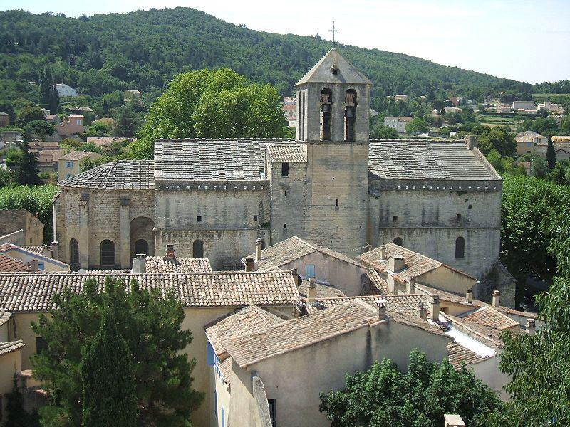 Eglise Saint-Michel à Malaucène