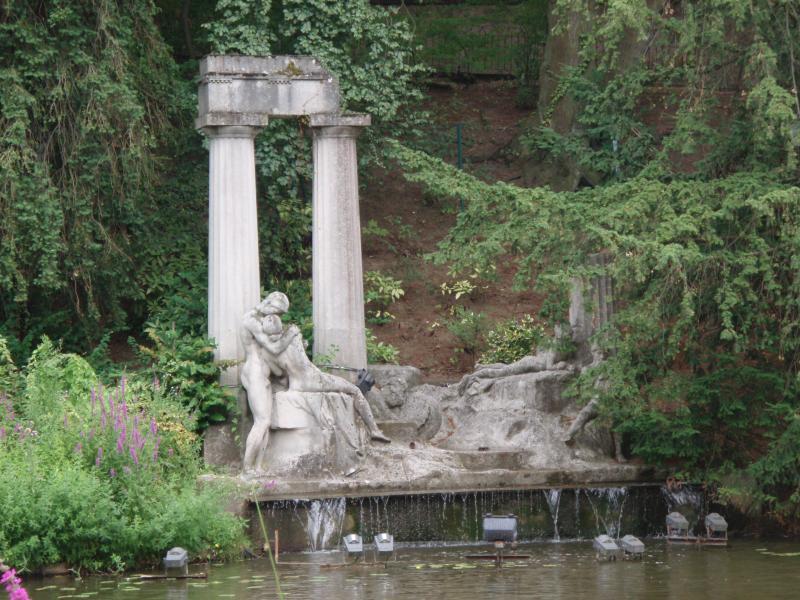 Metz, ville jardin