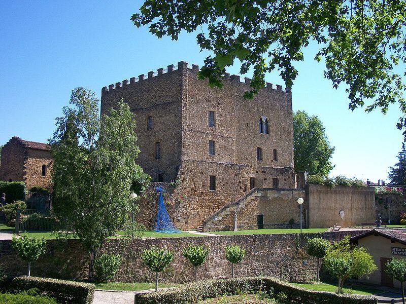 Le Donjon Lactaye au Mont-de-Marsan