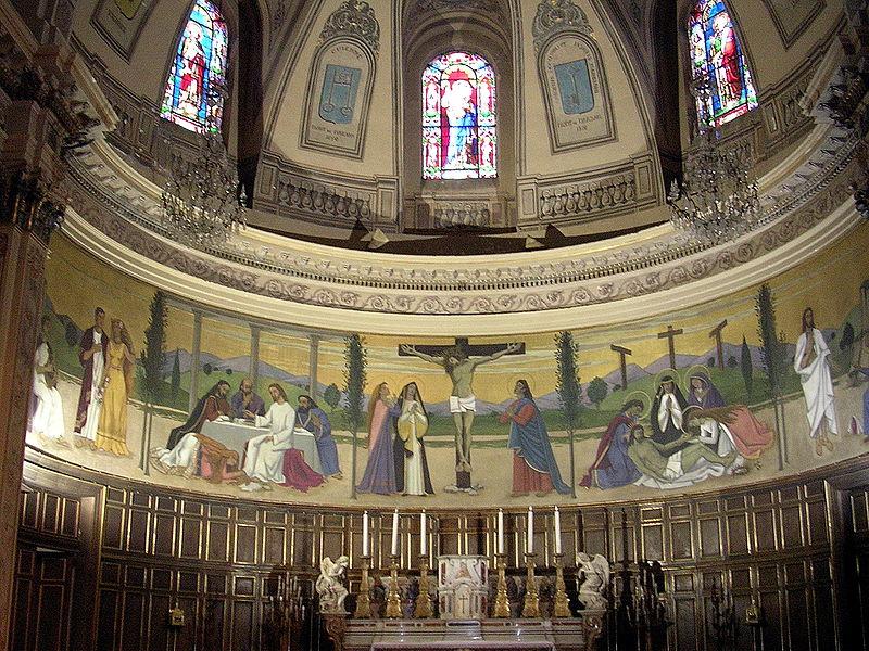 Eglise de la Madeleine à Mont-de-Marsan