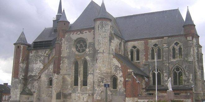 Eglise de Montcornet