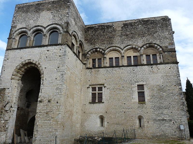 Château des Adhémar à Montélimar