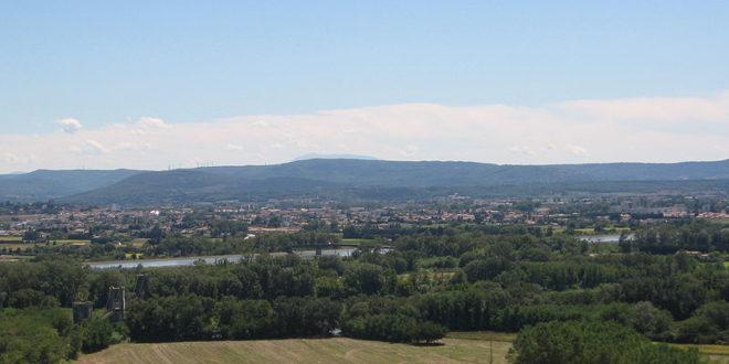 Montélimar et le Rhône