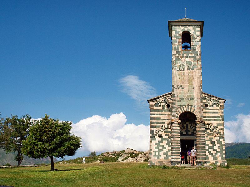 Eglise San Michele à Murato