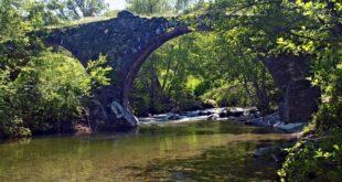 Pont de Torreno près de Murato