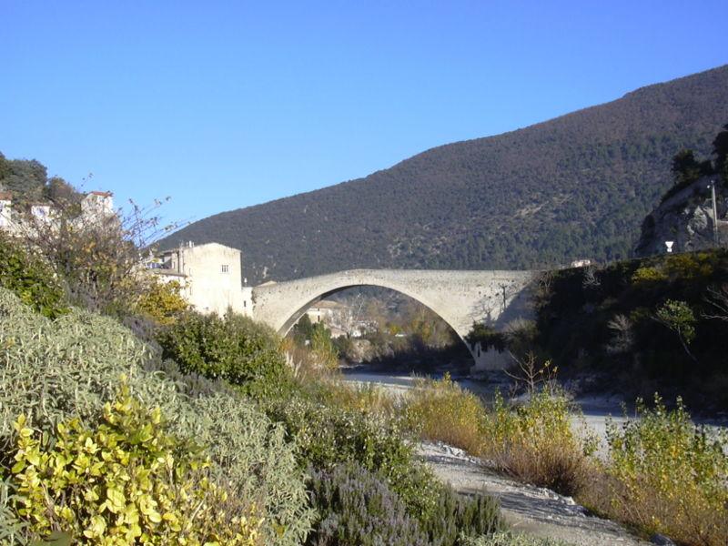 Pont Roman à Nyons