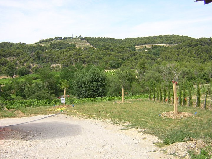 Domaine Rocheville à Nyons