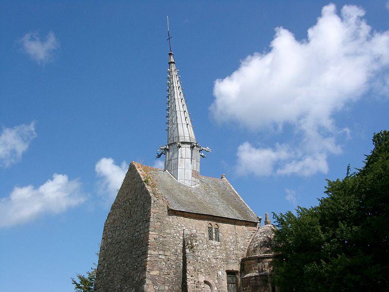 Chapelle Saint-Gonéry à Plougrescant