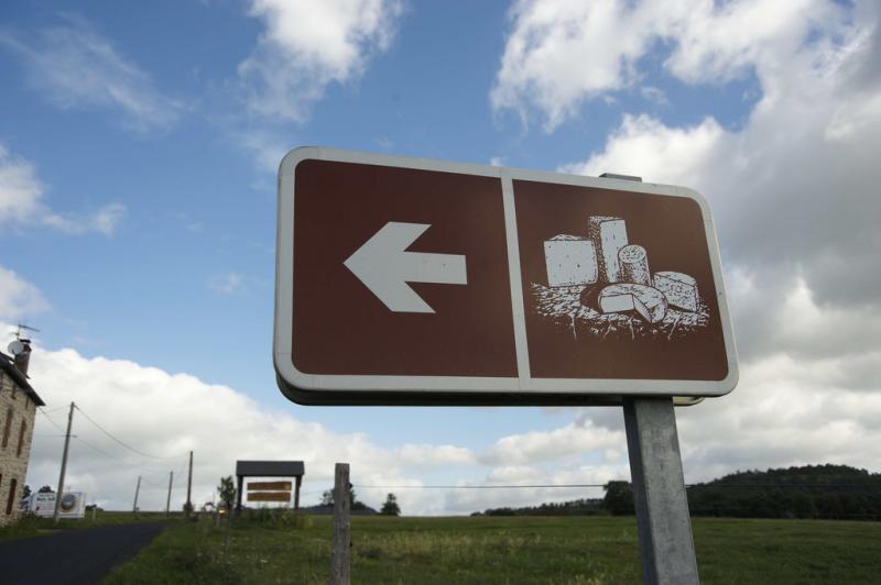 Route des Formages d'Auvergne