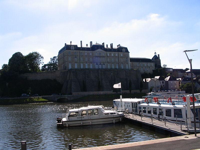 Château Colbert à Sablé-sur-Sarthe