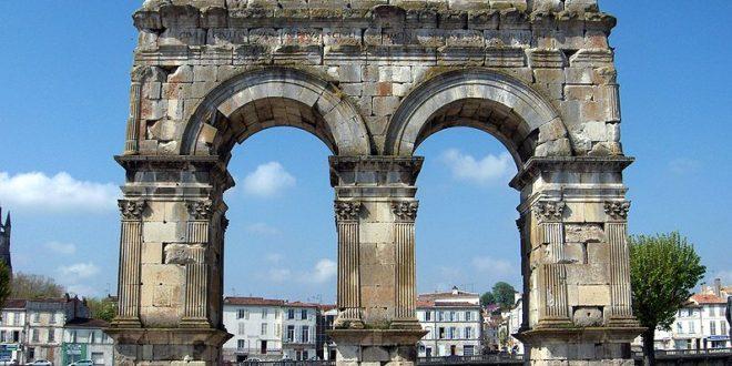 Arc de Germanicus à Saintes