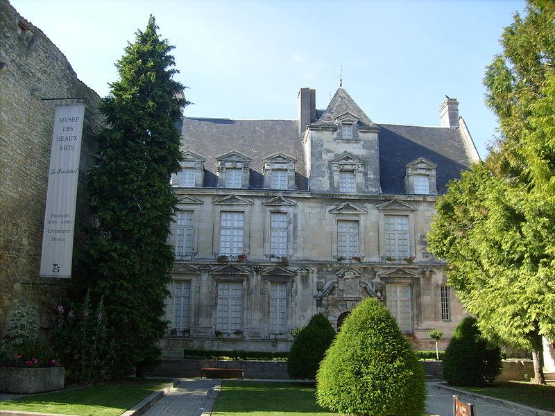 Musée de Présidial à Saintes