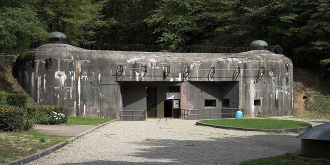 L'entrée des munitions du Schoenenbourg