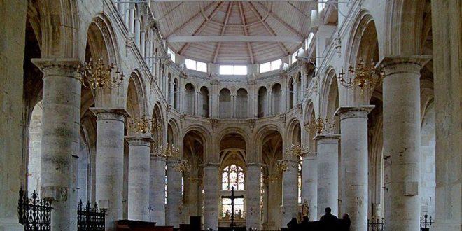Chapelle de l'abbaye de Valmont