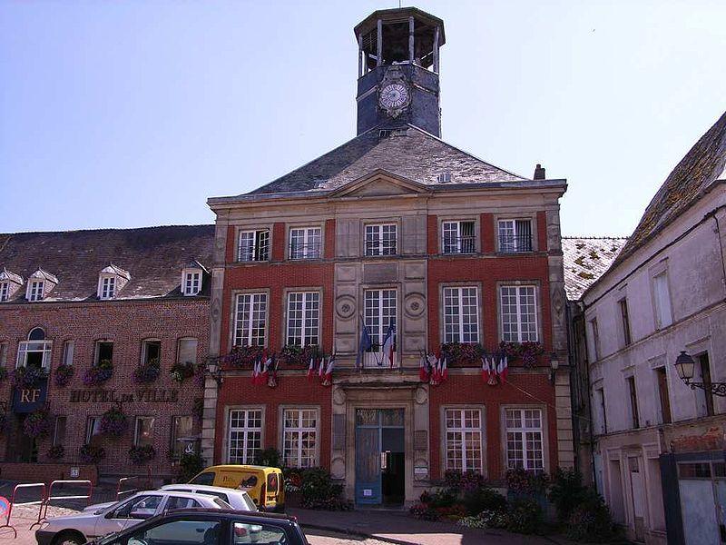 Mairie de Vervins